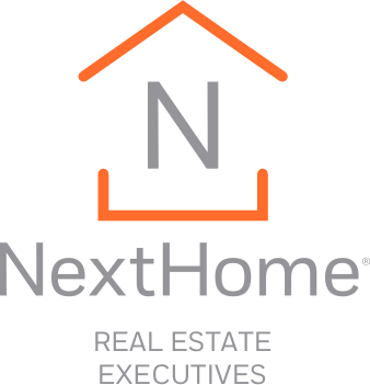 NextHome Real Estate Executives - Vertical Logo